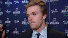 McDavid honoured to be nominated for Ted Lindsay award