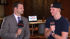 Dahlin excited as his expected first overall selection approaches