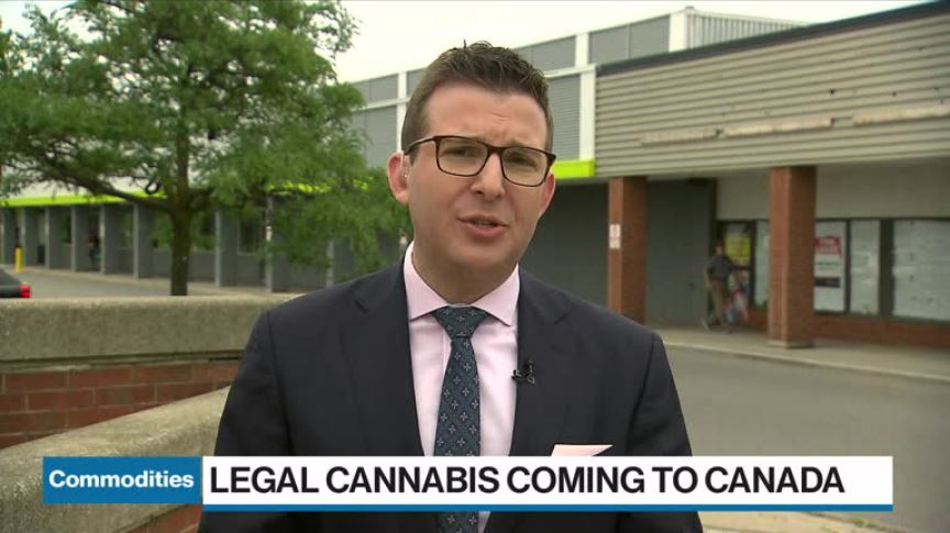 Location of first legal recreational pot dispensary in Ontario