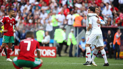 Ronaldo's historic goal the difference, Portugal holds on to eliminate Morocco