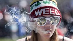 The Big Three: Senate clears path for legal pot; GE removed from Dow; loonie descends
