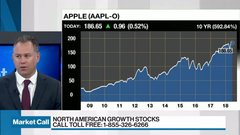 Jason Del Vicario discusses Apple