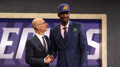 Suns select Ayton first overall