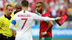 Jack and Caldwell question claims US referee Geiger asked for Ronaldo's jersey