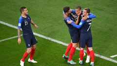 Comfortable France books its ticket to the knockout stage
