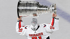 Will Grubauer join Trotz on Long Island?
