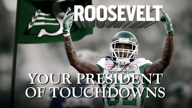 Roosevelt - Your President of Touchdowns