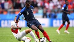 Pogba delivers quality performance to help send France through