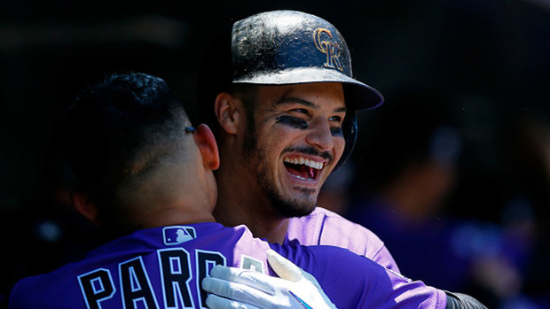 MLB: Mets 4, Rockies 6