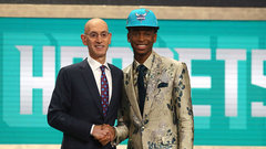 Canadian Gilgeous-Alexander selected by Hornets; then flipped to Clippers