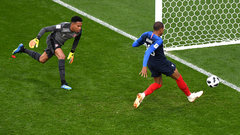 Mbappe becomes youngest French player to score at a FIFA World Cup