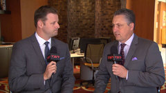 Dreger: The Rangers will have to be patient