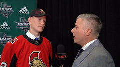 Tkachuk ready to embark on NHL journey with Sens