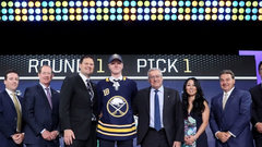 Dahlin taken first overall, Habs select Kotkaniemi third