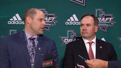 Dorion on Sens' draft additions: 'A step in the right direction'