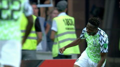 Must See: Musa's delicate touch fires Nigeria into the lead