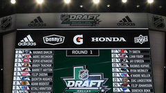 What didn't happen on Draft night