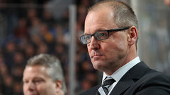 Bylsma joins Red Wings as assistant coach