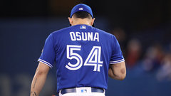 Osuna suspended 75 games by MLB