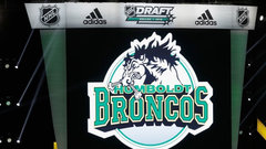 Humboldt Broncos honoured at NHL Draft