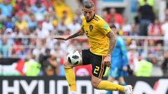 Breaking down Alderweireld's understated impact on Belgium's win