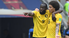 Belgium rout Tunisia with braces from Hazard and Lukaku
