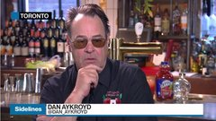 Sidelines: Dan Aykroyd goes all in (and all in the family) for his Crystal Head Vodka