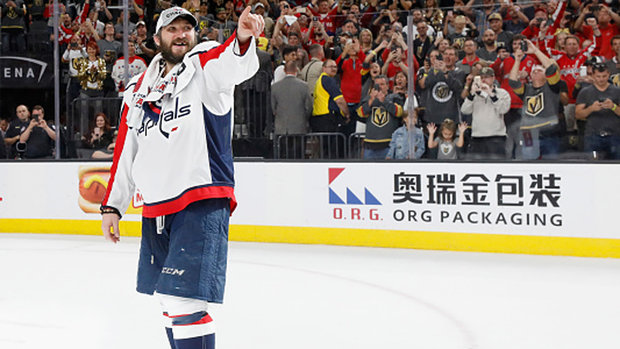 Why is the sports world unanimously celebrating Ovechkin?