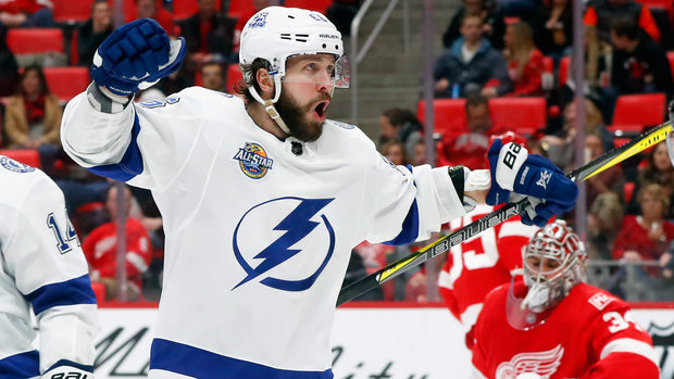 Bolts sign Kucherov to 8-year, $76M extension