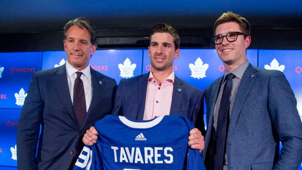 Kadri excited to reconnect with Tavares