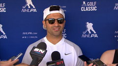 Kadri: We've been trying to rebuild the culture in Toronto