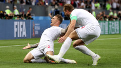 Must See: Trippier delivers perfect free kick to put England ahead
