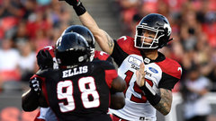 If Mitchell is injured, will it hurt the Stamps?