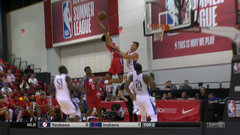 Must See: Robinson throws down a poster
