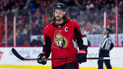Karlsson not happy with lack of bonus money in offer; Knights sign Fleury