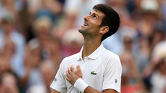 Djokovic is finally back and Wimbledon is there for his taking