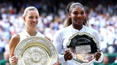 Serena on Wimbledon performance: 'A step in the right direction'