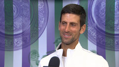 Djokovic goes 1 on 1 with TSN: Explains why his son motivated Wimbledon win
