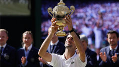 Djokovic downs Anderson in straight sets to claim fourth Wimbledon title