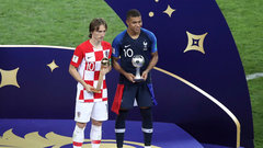 Modric, Mbappé, Kane highlight 2018 FIFA World Cup Award winners