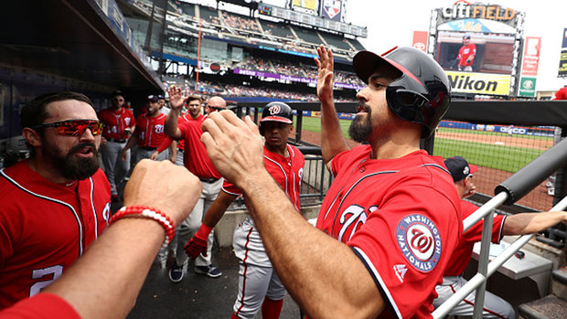 MLB: Nationals 6, Mets 1