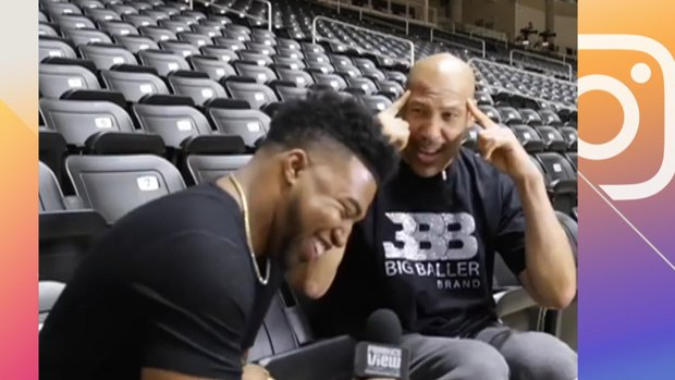 LaVar: LeBron 'too weak' to beat me 1-on-1 in my heyday