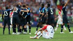 FIFA World Cup: France/Croatia extended highlights