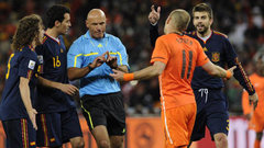 Howard recalls officiating 2010 FIFA World Cup Final