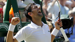 Djokovic finds his 'A game' at the perfect time