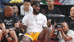 Torre: LeBron looked happy at summer league