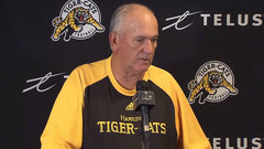 Jones wants to reward fans and make Tim Hortons Field a tougher place to play