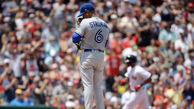 Phillips: The Jays need to sit down with Stroman and make a plan