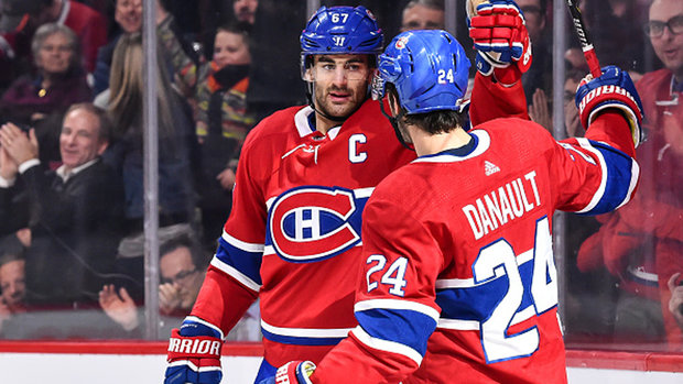 With Danault signed, what do the Habs do with Pacioretty and Price?