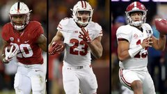Love, Taylor lead contenders for Heisman
